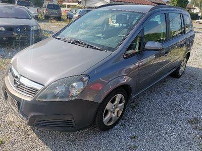 gebraucht Opel Zafira 1.9 CDTI Cosmo 7 SITZE EURO4 KLIMAAUTOMATIK