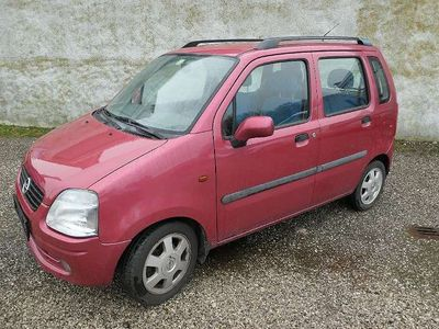 gebraucht Opel Agila Kombi / Family Van