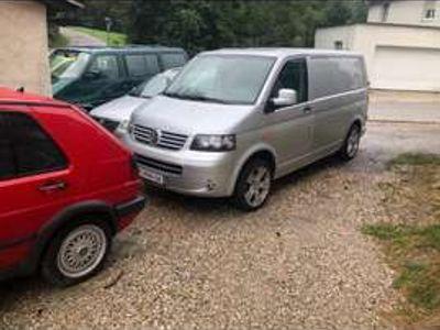 gebraucht VW T5 Kombi 1,9 TDI Economy