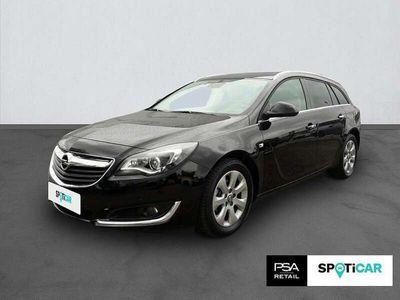 gebraucht Opel Insignia ST 1,6 CDTI Ecoflex Edition ST 1,6 CDTI Ecofle...