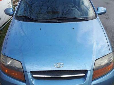 gebraucht Chevrolet Kalos / Daewoo1,4 DOHC EXPORT BASTLER Klein-/ Kompaktwagen