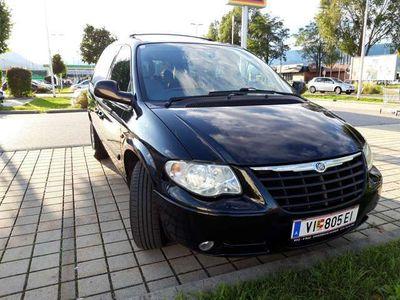 gebraucht Chrysler Voyager 2,5 CRD Austria Exklusive