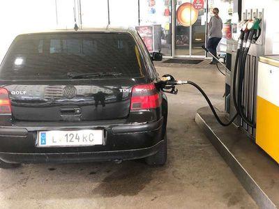 gebraucht VW Golf IV TDI Limousine
