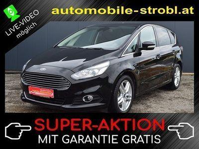 gebraucht Ford S-MAX Tita. 2.0 TDCi *Design-Paket!*Navi*ActivPark*Spor