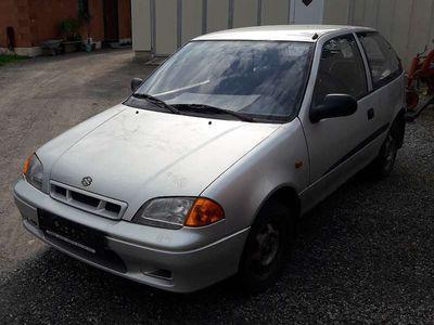 brugt Suzuki Swift 1,0 GLS 3TG Klein-/ Kompaktwagen,