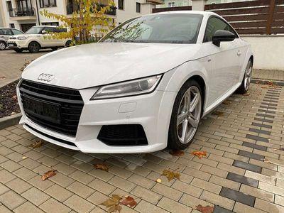 gebraucht Audi TT S-Line 2.0 TDI Sportwagen / Coupé