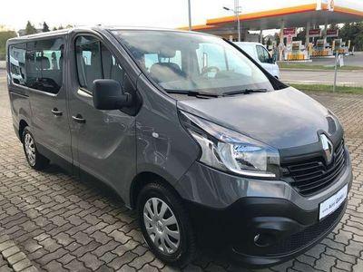 gebraucht Renault Trafic Expression Kombi L1H1 1,6dCi 89kw 9-Personen