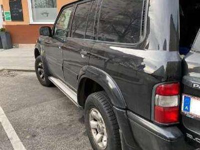 gebraucht Nissan Patrol GR Wagon 3,0 16V Elegance TD