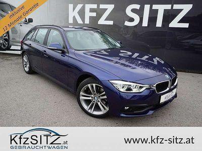 gebraucht BMW 320 3er-Reihe d Touring Advantage**8FACH/LED/KEYLESS** Kombi / Family Van