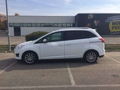 gebraucht Ford Grand C-Max C-MAXTrend 1,6 Ti-VCT Kombi / Family Van,