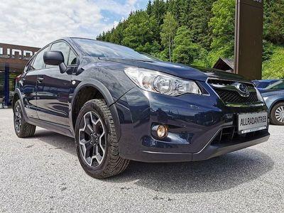 gebraucht Subaru XV 1,6i Edition Austria SUV / Geländewagen,