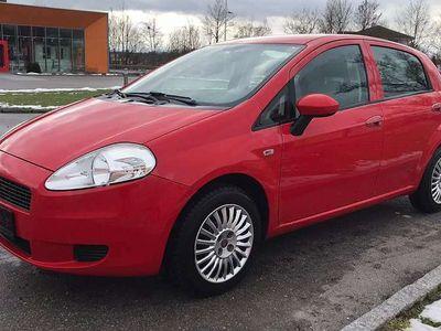 gebraucht Fiat Grande Punto 1.4 benzin Limousine