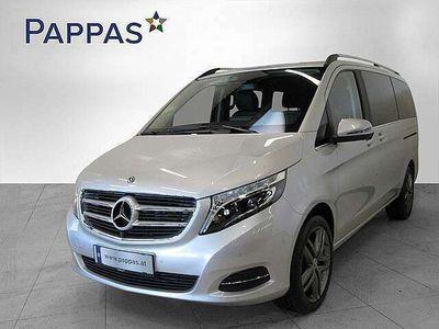 gebraucht Mercedes V250 V-Klassed 4MATIC lang Avantgarde Aut. Kombi / Family Van