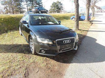 gebraucht Audi A4 2,0 TDI Start-up DPF Limousine