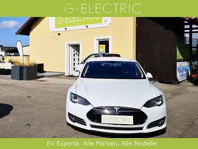 gebraucht Tesla Model S 85kWh (mit Batterie) Gratis SUC Limousine