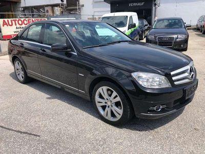 gebraucht Mercedes C320 Avantgarde CDI 4MATIC neues pickerl
