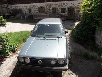 gebraucht VW Golf II Diesel 5-Gang Klein-/ Kompaktwagen