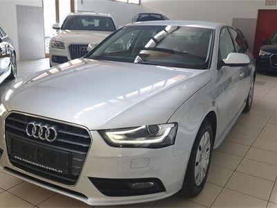 gebraucht Audi A4 2,0 TDI Style Xenon,MMI Navi,Bluetooth Limousine,