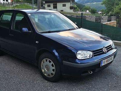 gebraucht VW Golf IV 1,9 Sdi Klein-/ Kompaktwagen