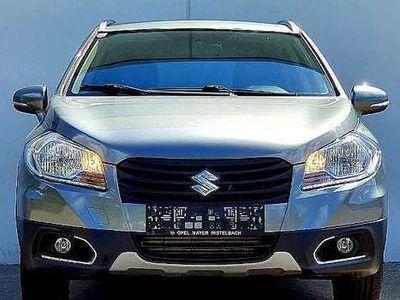 gebraucht Suzuki SX4 S-Cross 1,6 DDiS 4WD |1.BESITZ|ALLRAD|TOP ZUSTAND| SUV / Geländewagen
