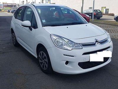gebraucht Citroën C3 1,6 hdi Große Navi Klein-/ Kompaktwagen,