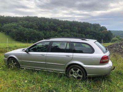 gebraucht Jaguar X-type 2,0 Estate DS. Kombi / Family Van