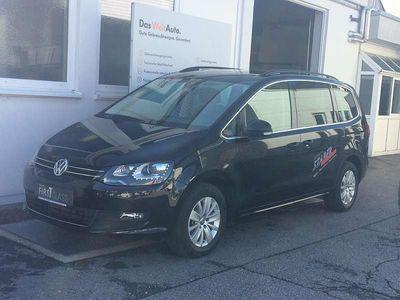 gebraucht VW Sharan Family SCR 2,0 TDI 7 Sitze Kombi / Family Van