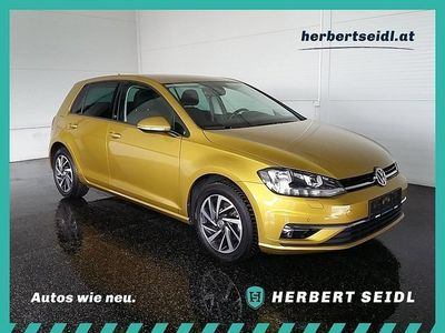gebraucht VW Golf VII ''SOUND'' 1,6 TDI *NAVI / ACC*