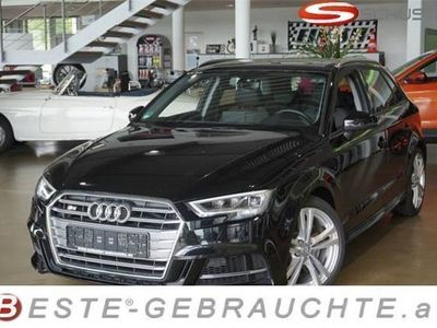 gebraucht Audi S3 Sportback TFSI 2.0 Quattro S-tronic LED Navi Fe