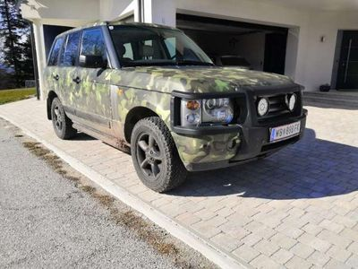gebraucht Land Rover Range Rover 3,0 Td6 HSE