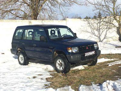 brugt Mitsubishi Pajero 2,5td SUV / Geländewagen,