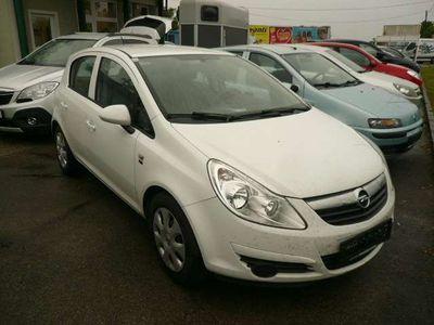gebraucht Opel Corsa 1,0 12V Flexxline TomTomGo Klein-/ Kompaktwagen,