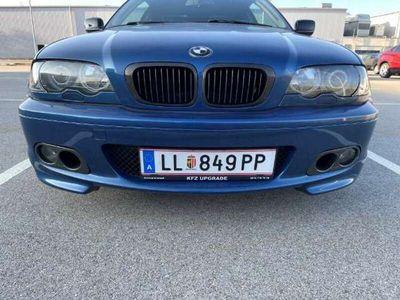 gebraucht BMW 330 3er-Reihe Coupé E46 Aut.