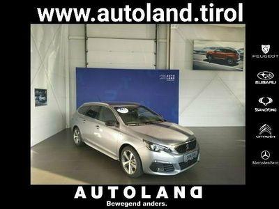 gebraucht Peugeot 308 SW BlueHDi 130 S&S EAT8 GT Kombi / Family Van