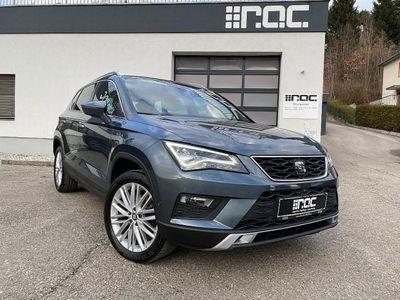 gebraucht Seat Ateca 2,0 Xcellence 4WD TDI DSG Keyless/360°-Ka... SUV / Geländewagen