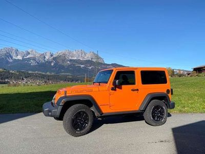 gebraucht Jeep Wrangler Unlimited Special Edition MOAB 2013