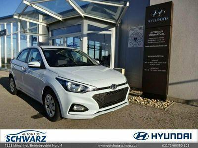 gebraucht Hyundai i20 1,25 Level 2