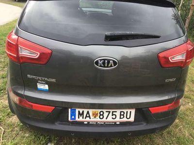 gebraucht Kia Sportage CRD AWD SUV / Geländewagen