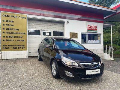 gebraucht Opel Astra ST 1,7 Ecotec CDTI Sport Kombi / Family Van