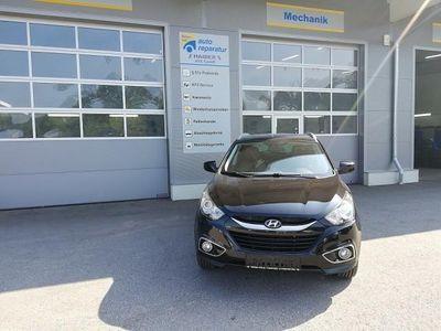 gebraucht Hyundai ix35 2,0 CRDI Style 4WD Aut. SUV / Geländewagen,
