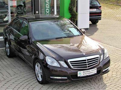 gebraucht Mercedes E350 E-Klasse LimousineCDI 4MATIC, Elegance, 231 PS, 5 Türen, Automatik