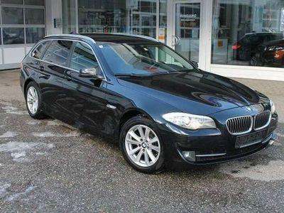 gebraucht BMW 520 520 d Touring Aut.