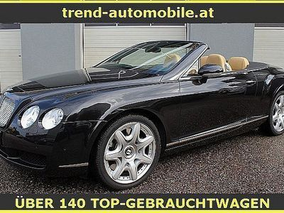 used Bentley Continental GT Cabrio