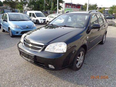 gebraucht Chevrolet Nubira Kombi 1,8 CDX Automatic * Klima