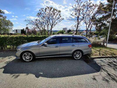 gebraucht Mercedes E300 E-KlasseBlueTEC T Avantgarde A-Edition Aut. Kombi / Family Van