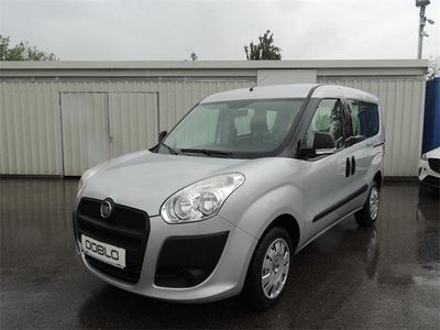 gebraucht Fiat Doblò Doblo 1,4 Dynamic Kombi / Family Van,