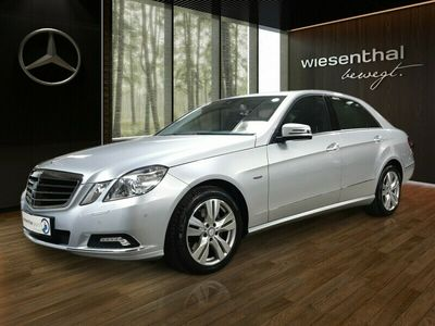 gebraucht Mercedes E350 CDi 4M.Leder/Distr.