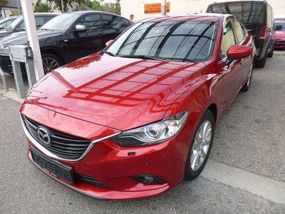 gebraucht Mazda 6 2,0i Attraction Aut.