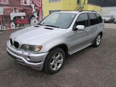 gebraucht BMW X5 3,0d SUV / Geländewagen