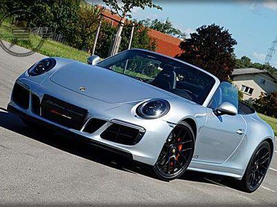 gebraucht Porsche 911 Carrera GTS 991 Cabrio - Top Zustand - Voll